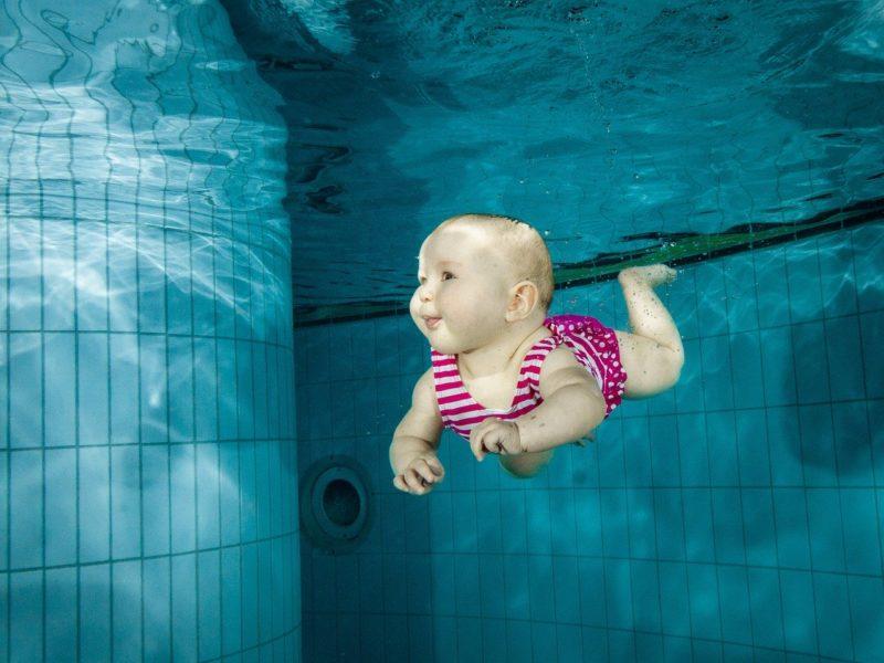 Babyschwimmkurs