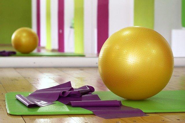 Pilates-Kurs